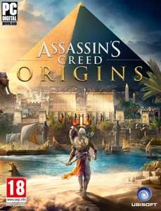 [PC] Assassin's Creed: Origins - £27.99/£31.49 - Ubisoft