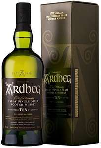 Ardbeg 10YO Single Malt whiskey reduced sub-£40 just in time for Xmas £37 @ Amazon