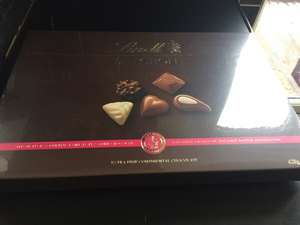 Lindt assorted chocolates £7 @ Wilko instore