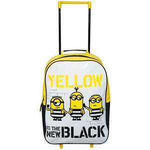 Despicable Me - 3 Trolley Bag - £10.50 C&C @ Debenhams