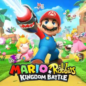 Mario Rabbids Nintendo Switch £35.35 with Amazon Prime Now discount