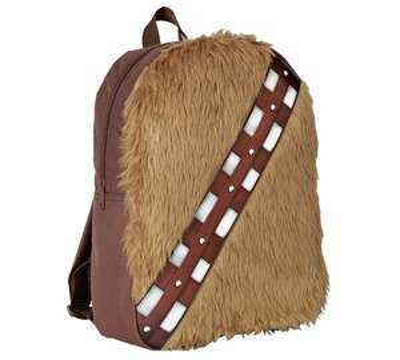 Star Wars Novelty Backpack - Chewie was £11.99 Now £7.99 C+C @ Argos