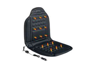 Ultimate Speed Heated Car Seat Cover £12.99 @ Lidl