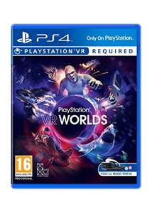 PS VR Worlds £13.95 w/ free delivery @ base.com