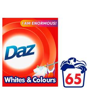 Daz Washing Powder 65 Washes 4.22Kg - Tesco