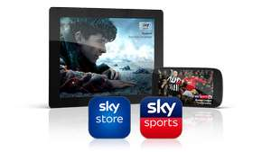 New Sky package from Tuesday 12th December