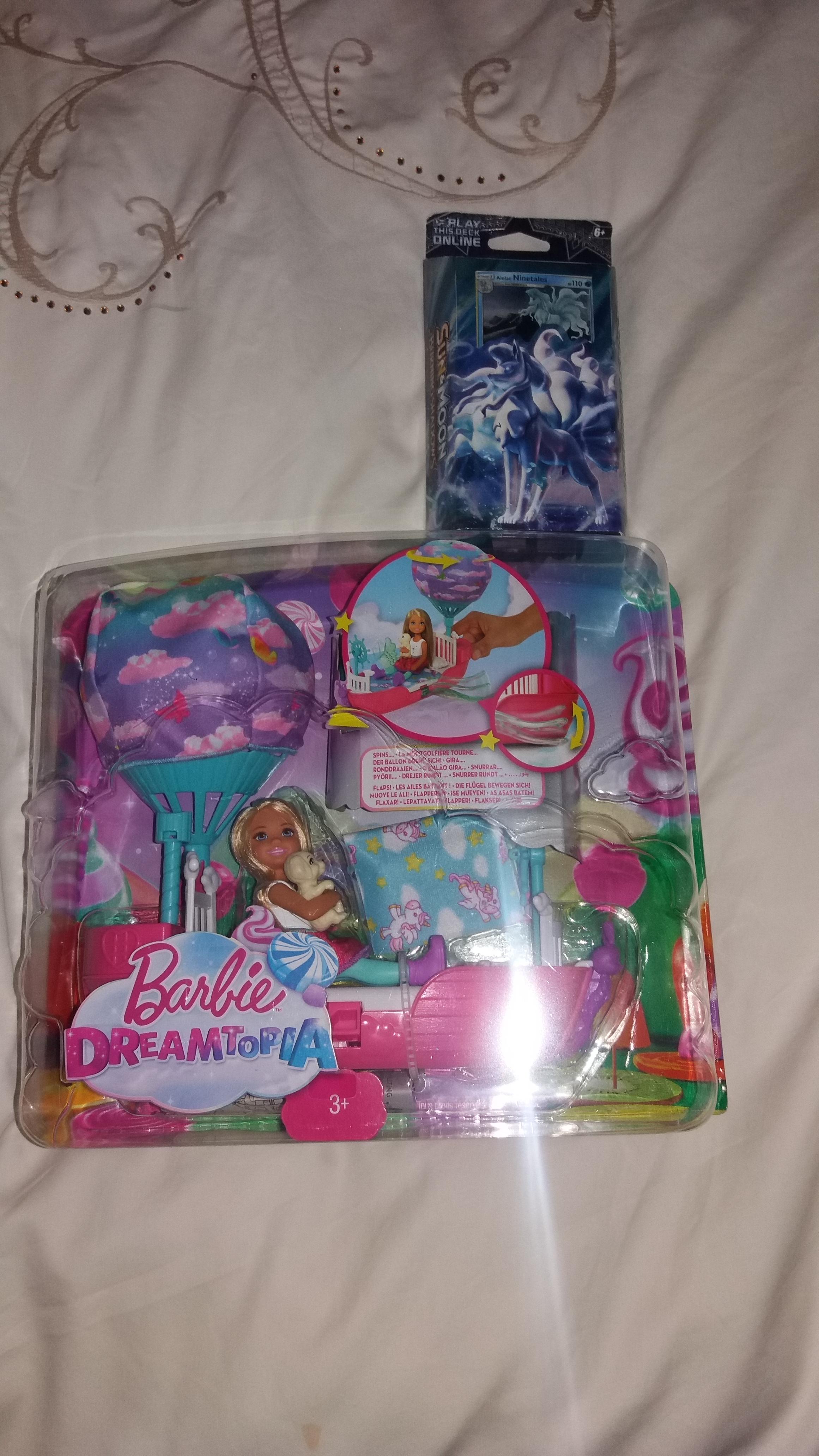 Reduced toys instore e.g Barbie Dreamtopia was down to £6 @ asda (Boston)