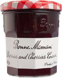 Bonne Maman Wild Strawberry Conserve (370g) was £2.50 now £1.50 @ Morrisons
