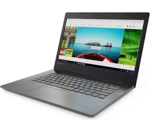 """LENOVO IdeaPad 320 14IKBN 14"""" Laptop Black i5-7200U 128GB SSD for £399 delivered @ Currys eBay (~£354 with Cashback)"""
