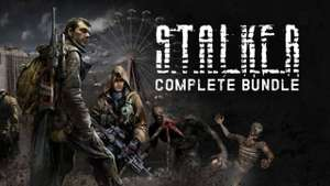 S.T.A.L.K.E.R. Complete Bundle  (PC - Steam) - £4.73 at Fanatical (with code)
