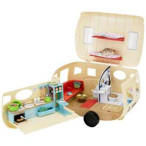 Expired  now. Sylvanian Families Caravan £26.70 (delivered) or £25.20 c&c @ John Lewis / Waitrose
