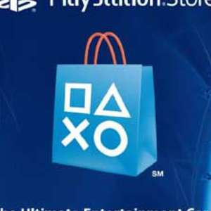 10% off $20 US PSN credit for £13.59 at PCGameSupply