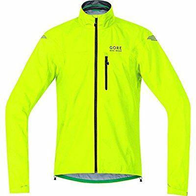 GORE BIKE WEAR Men's Cycling Rain Jacket, Super-Light, GORE-TEX Active, ELEMENT GT AS Jacket £74.99 @ Amazon