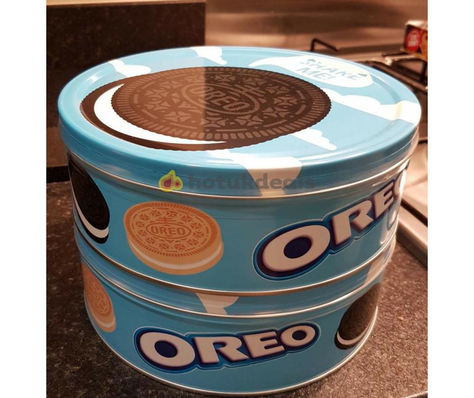 Oreo tins! £2 @ Morrisons - instore & online