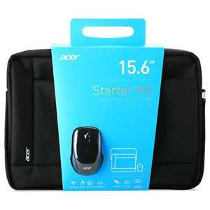 "Acer Notebook Starter Kit 15.6"" Carry Case & Wireless Mouse at TESCO Ebay Outlet - £13.50"