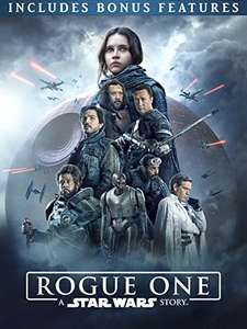 Rogue One: A Star Wars Story (With Bonus Content) £7.99 @ amazon video