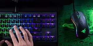 Razer Sale - items from £9.99 @ Razerzone