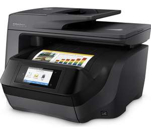 HP OfficeJet Pro 8728 printer = £82.00 after £50 c/b inc 3 year warranty & 4 months FREE Instant Ink @ Technoworld