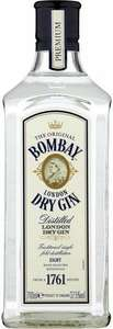 Bombay  Original London Dry Gin (700ml) £12 @ Asda