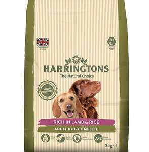 Harringtons complete lamb and rice dog food £8.48 Prime @ Amazon (£13.23 non-Prime)