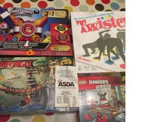 Reduced Price Toys instore @ Asda - Twister for £4 (See Post for Full Details)