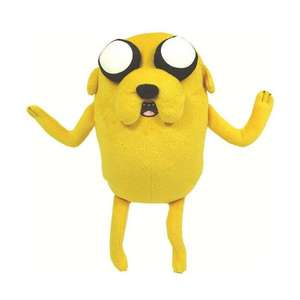 Adventure Time Pull String Plush With Sound: Jake £4.99 @ Forbidden Planet