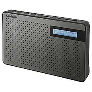 Goodmans Canvas DAB/FM Radio £21 C&C @ Tesco