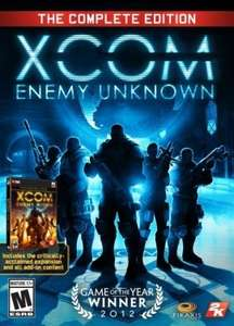 XCOM: Enemy Unknown - Complete Pack (Steam) £2.56 @ Instant Gaming