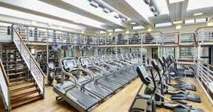 Marriott 12 day gym for £12