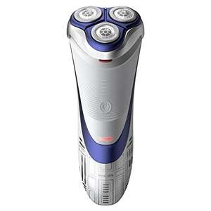 Philips Star Wars Special Edition R2D2 Men's Electric Shaver (UK 2-Pin Bathroom Plug) £39.99 @ Amazon