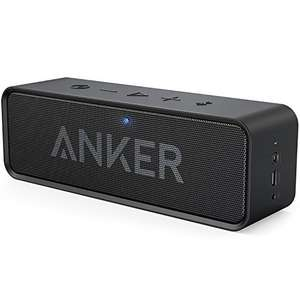 Anker SoundCore Bluetooth Speaker Portable Bluetooth 4.0 Stereo Speaker with 24-Hour Playtime, 6W Dual-Driver £20.98  @ Amazon