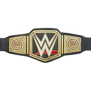 Big Discount on WWE Championships on Amazon - Replica Title Belt £228 Sold by The Official WWE Euroshop and Fulfilled by Amazon.