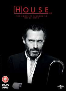 House - Complete Season 1-8 £23.39 at Zavvi