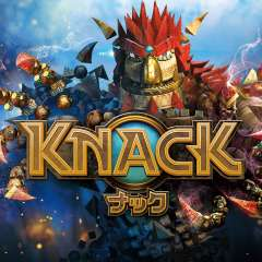 KNACK (finally free with PS+, Japanese accounts)