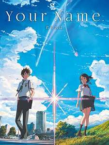 Your Name - free now on Amazon Prime video