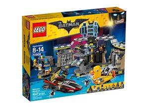 Lego Batcave Break In £87.99 -  Lego Store