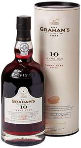 Grahams 10 Years Old Tawny Port, 75 cl - £13.50 (Prime) / £18.25 (non Prime) at Amazon