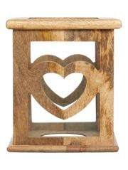 George Home Heart Candle Holder was £12 now £4 Asda