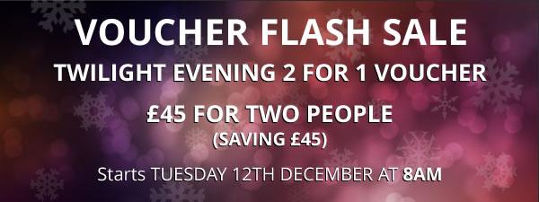 Flash Sale - titanic Spa - Huddersfield