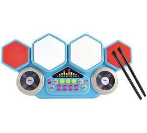 Chad Valley Electronic Drum Set £9.49 C+C @ Argos