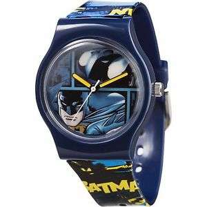 Batman DC Comics Analogue Quartz Watch £7.99 @ eBay / we-are-mad-4-toys