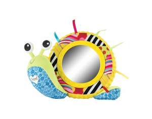 Lamaze Shine & Sounds Shelly Activity Toy £14.60  (Prime) / £19.35 (non Prime) at Amazon