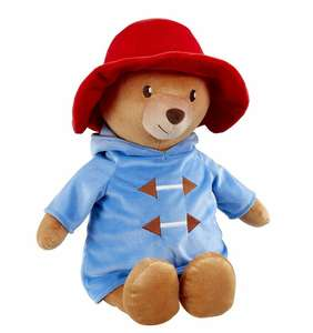Giant My 1st Paddington teddy (was £30) now £16 C+C @ Tesco Direct