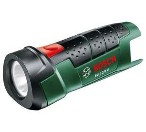 Bosch PLI 10.8 Li Cordless Torch - Battery + Charger NOT Included - £4.99 Argos