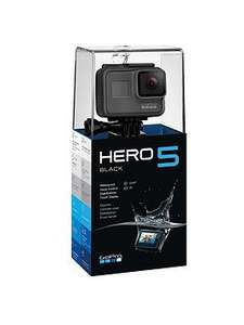 Go Pro Hero 5 Black £299.99 but £240 with BNPL refund code @ Very