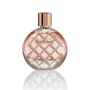 Barbour for Her (or for Him) 100ml EDT £21.25 with code at The Fragrance Shop + free click & collect