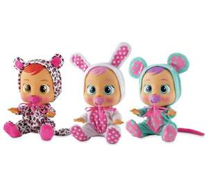 Cry Babies Argos £19.99 usually £29.99