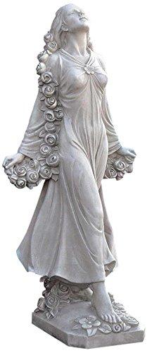 Design Toscano Flora Divine Patroness of Gardens Statue £19.99 (Prime) / £24.74 (non Prime) at Amazon