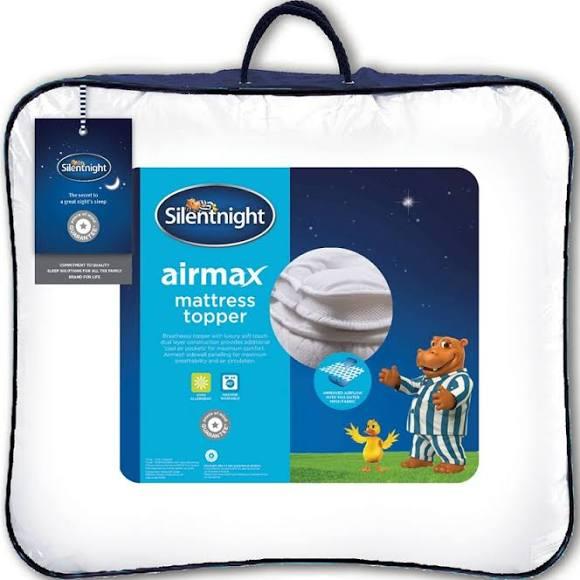 SILENTNIGHT AIRMAX MATTRESS TOPPER £24.99 @ Sleepypeople.com
