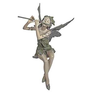 Design Toscano Fairy of the West Wind Sitting Sculpture £9.99 (Prime) / £14.74 (non Prime) at Amazon